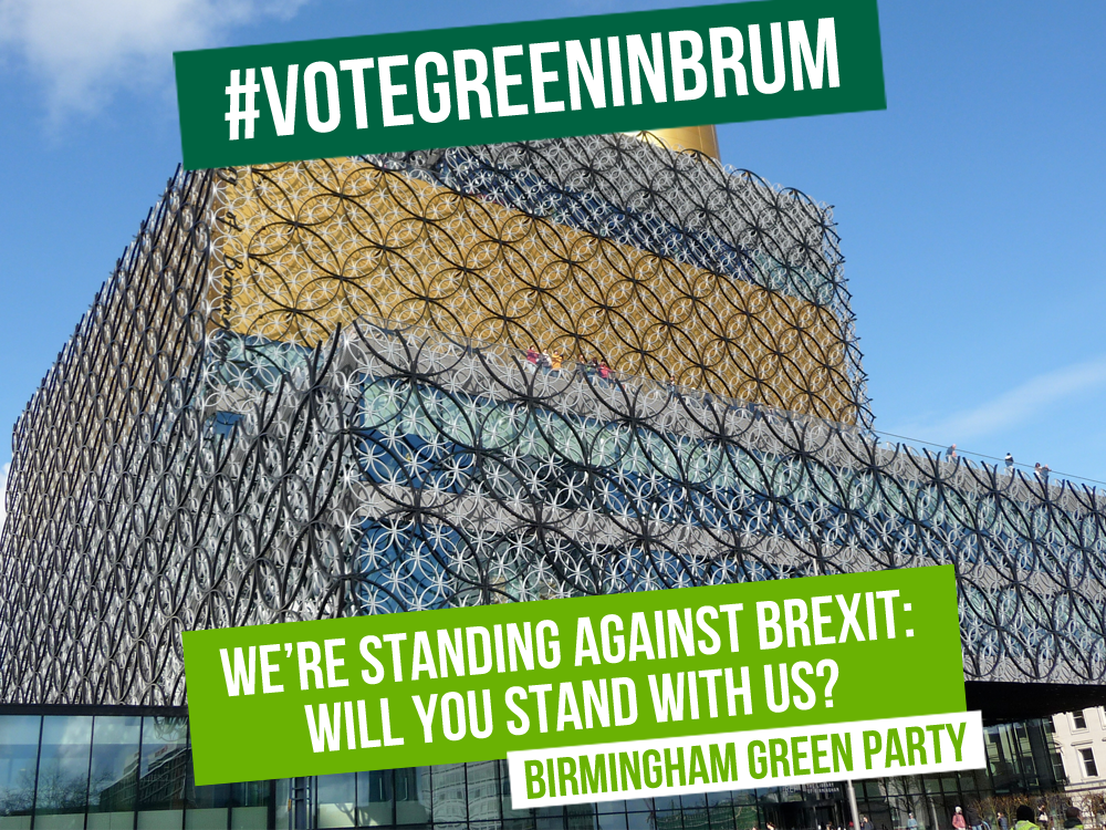 To stand against #Brexit we need your help to stand in Birmingham: help fund our #Green candidates deposits  http://www. crowdfunder.co.uk/birmingham-gre en-party-election-fundraiser &nbsp; … <br>http://pic.twitter.com/UwCuD62vIb