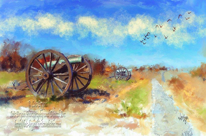 &quot;Antietam Under Blue Skies&quot; ... #art for #home &amp; #office + cool #giftideas!  http:// lois-bryan.pixels.com/featured/antie tam-under-blue-skies-lois-bryan.html &nbsp; …  #CivilWar #History #Antietam #Sharpsburg<br>http://pic.twitter.com/lQpTzxmtMa