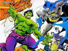 In case you forgot #Batman beat the #Hulk in a #Marvel &amp; #DCComics crossover event. Think about that. @ItsNotRevenge #Marvel &amp; #dccomics<br>http://pic.twitter.com/48siQE7cxx