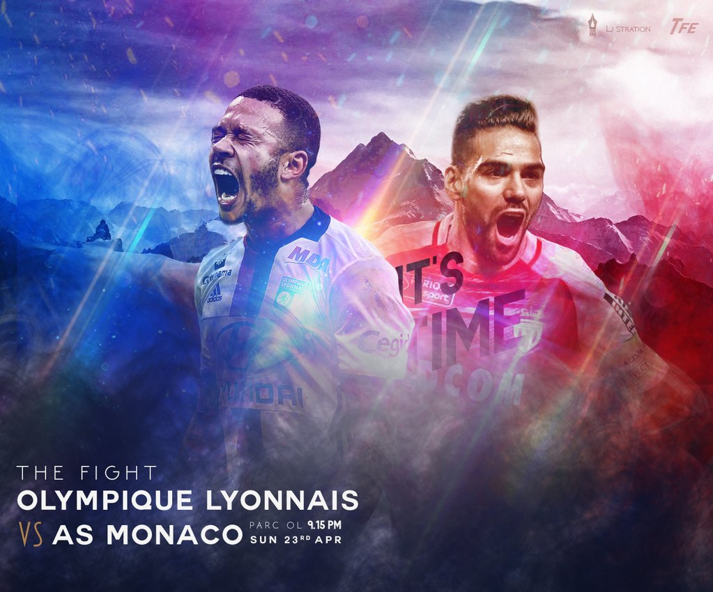 IT &#39;S TIME ! #OLASM   #Matchday Poster : Kick off 21h15 #Ligue1 #Ligue1Conforama   This is not just about football ... <br>http://pic.twitter.com/D2fTLHfkFZ