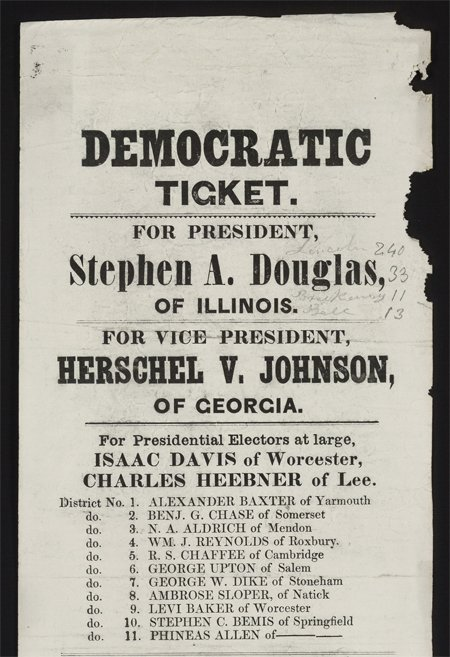Today in History: Stephen A. Douglas - learn more with #primarysources! https://t.co/miuVD4IpqI #tlchat #sschat #edchat #history #civics https://t.co/f8fok0fGkg