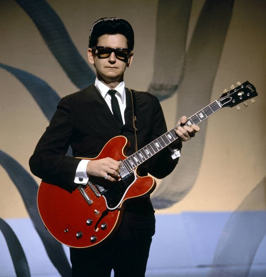 Happy Birthday to Roy Orbison, who would have turned 81 today!