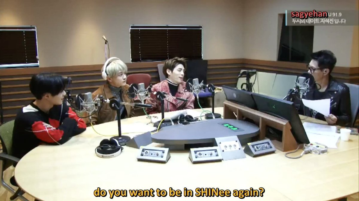 "melting raf 💦 on Twitter: ""[eng sub/cut] 161013 Ji Suk Jin Radio - If SHINee had younger sisters & SHINee members' relationship https://t.co/PAQeg8xRwD ..."