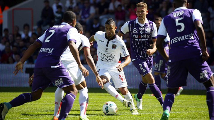 Toulouse held third-placed Nice to a 1-1 draw. #TFCOGCN #Ligue1<br>http://pic.twitter.com/NIOEzDz1bK