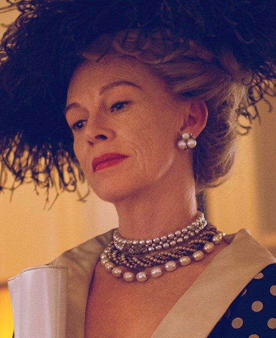 Happy birthday, Judy Davis! Killing it as Hedda Hopper on