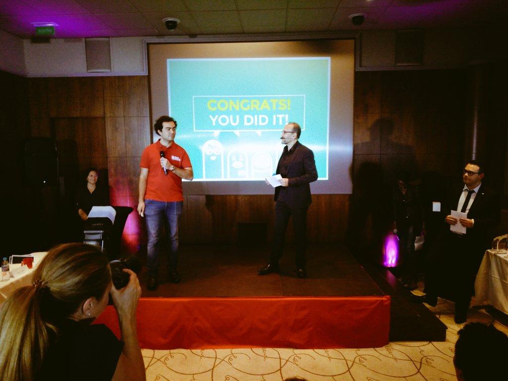 Ceremony time! Good luck to teams ! #StartupWeekend #Monaco #SWMC #startup #vc #entrepreneurship #BTRTG<br>http://pic.twitter.com/EkKZnU3WtX