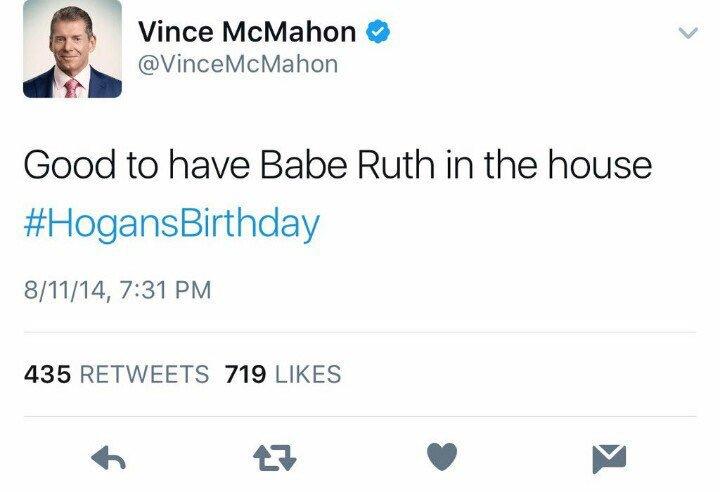 @VinceMcMahon @erichamilton_ @JohnCena Everybody Babe Ruth
