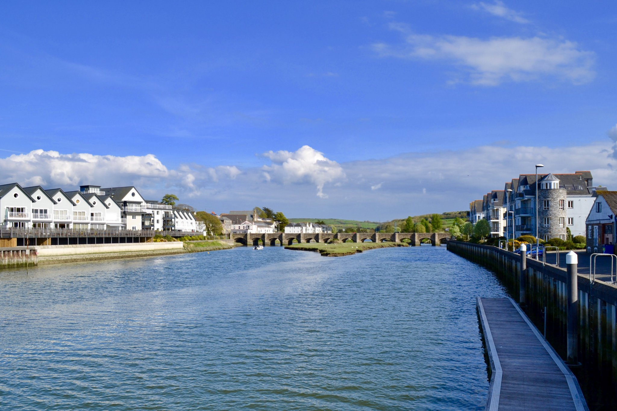 Beautiful Wadebridge