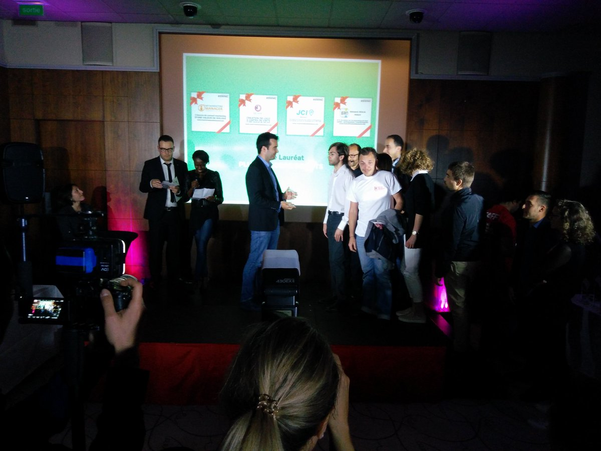 3rd place: RecycLINK ! #StartupWeekend #Monaco #SWMC #startup #vc #entrepreneurship #BTRTG<br>http://pic.twitter.com/uhULpCADd1