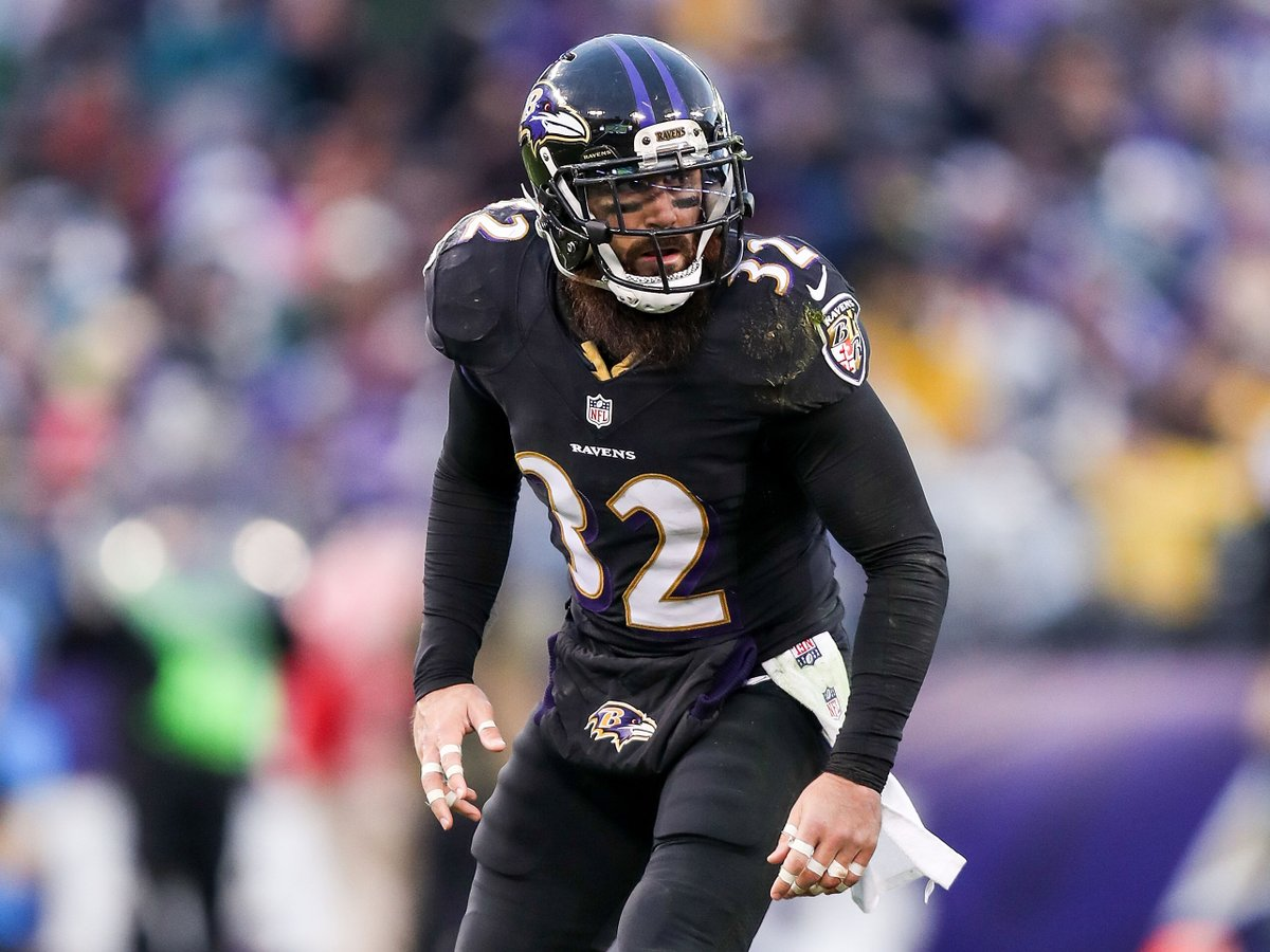 """Around The NFL on Twitter """"Eric Weddle Ravens will be strongest"""