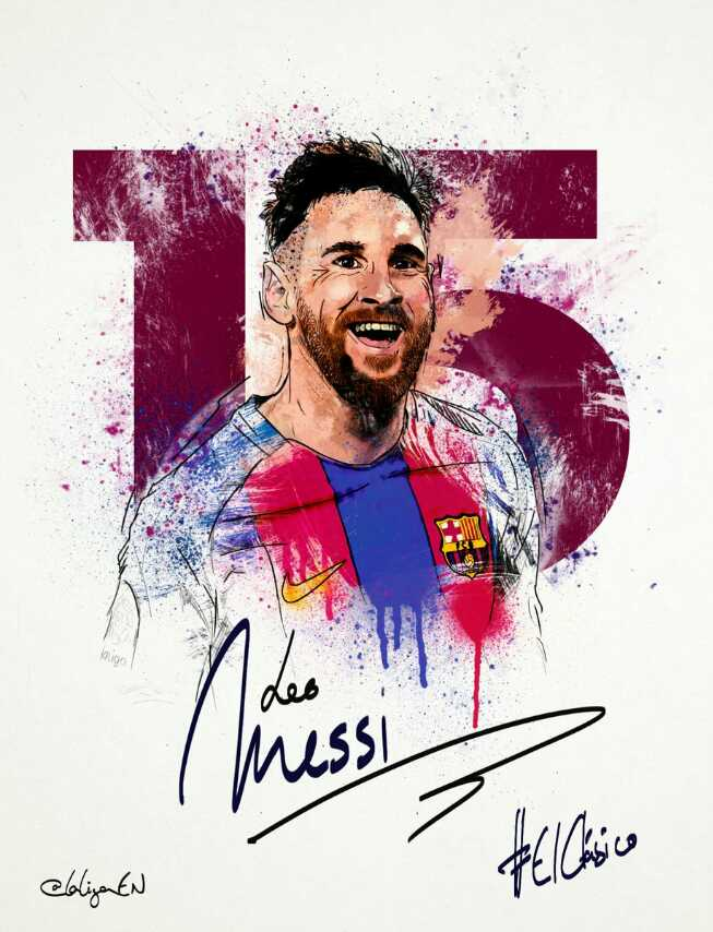 CLASSIC! MESSI! MESSI!! MESSI!!! 500 GOALS. 47TH OF THE SEASON #Best #El-Classico GAME OVER! <br>http://pic.twitter.com/BA94jkuZse