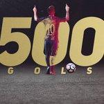 RT @fcbarcelona_ara: 👑 مبروك ليو #ميسي #Messi500...