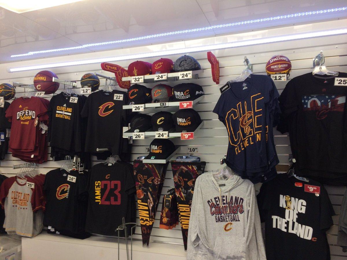 wholesale dealer d405b 65c32 Cavaliers Team Shop on Twitter: