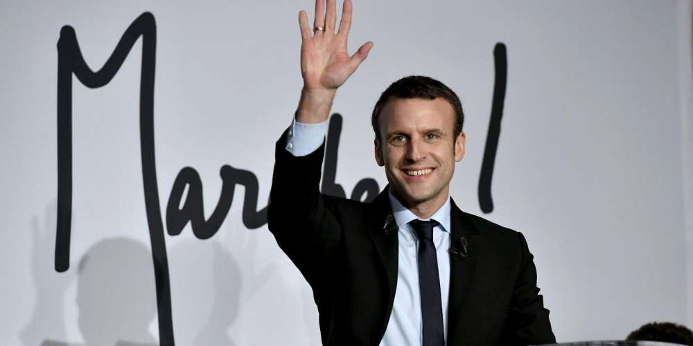 #Macron is finalist for the French elections. The results were revealed right now !  #MacronPresident #EnMarche #Frenchelections<br>http://pic.twitter.com/tsZomkcIpX