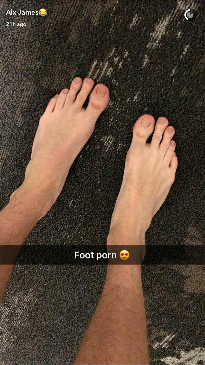 snapchat feet