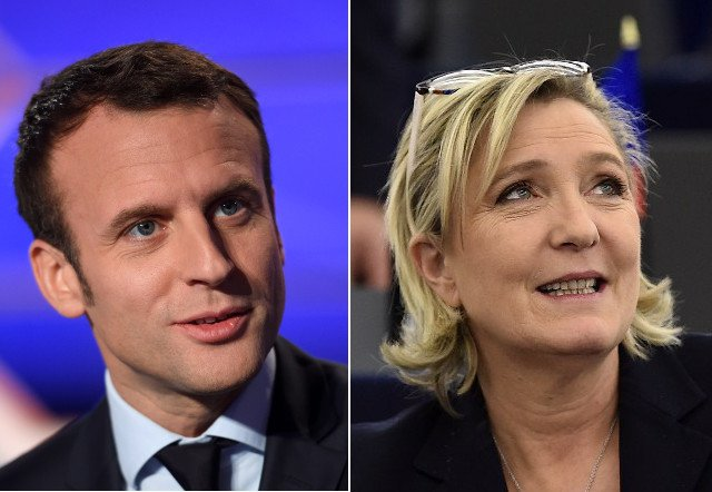Resultados oficiales #Macron 24% #Le Pen 21% #Fillon 21%  #Mélenchon 19%  Entre neoliberales y extremaderechapic.twitter.com/Kgo2bVwPEa