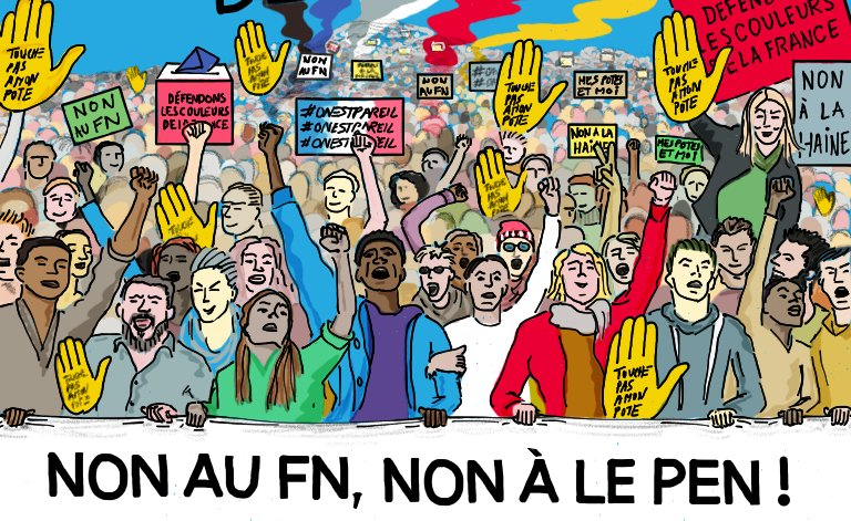 Thumbnail for Point Hebdo Antiraciste, 28/04/2017