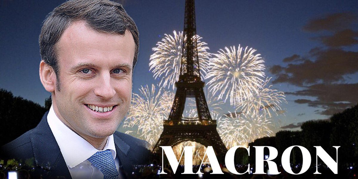 The French have a very strong sense of their country, #Fillon endorses #Macron Now the #pacterépublicain kicks in.<br>http://pic.twitter.com/SldHtNf3Kg