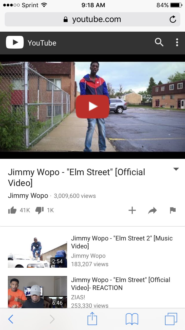 JIMMY WOPO (WOPO FOREVER) on Twitter: