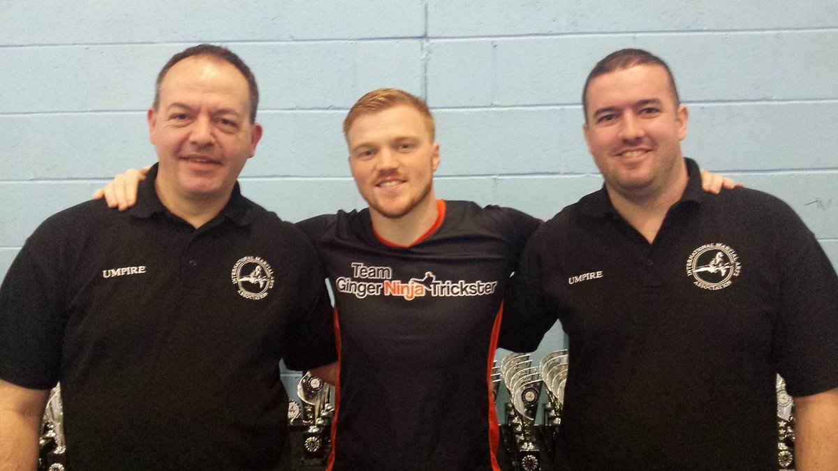 With @GingerNinjaT and @Dave_boy87 at today&#39;s IMAA interclub #martialarts #GNT #goodfriends<br>http://pic.twitter.com/WHXEPDlCaZ