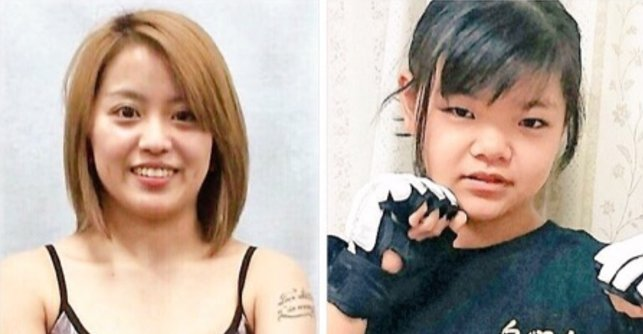 12 year old Japanese Girl to Make MMA Debut Against Opponent Twice Her Age