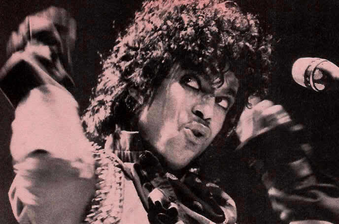 With #Prince being so sexy and us playing him all weekend, it broke our site. We'll be back up soon.