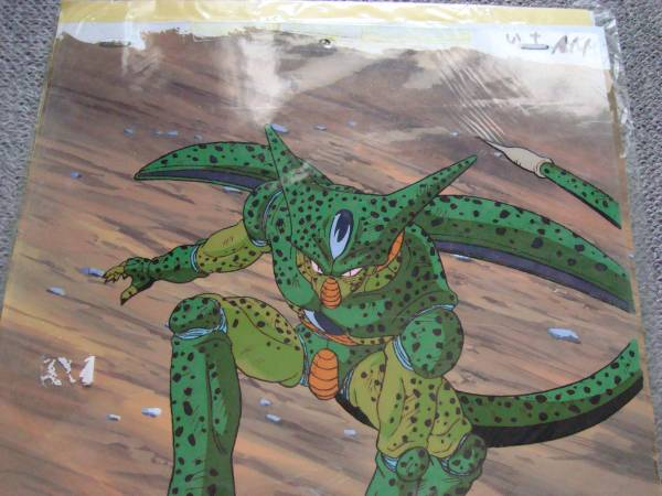 #DragonBallZ #cel #cellulo of# Cell v1 - Value : $200 on 2010 - More on our facebook page :  https://www. facebook.com/pg/cellulos/ph otos/?tab=album&amp;album_id=339739852828963 &nbsp; … <br>http://pic.twitter.com/UHqsk0h4lV