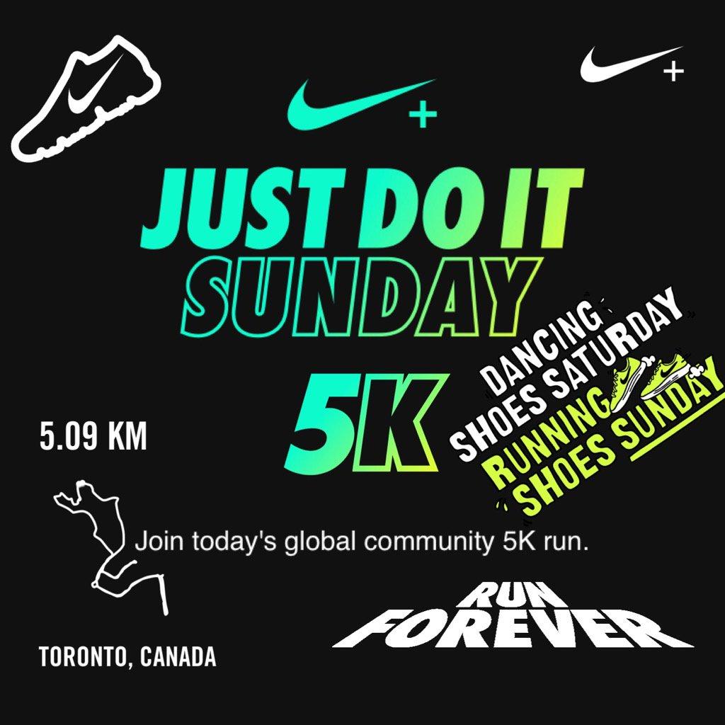 Sunday Funday!! #countdown #race #marathon #active #nike #5km #SundayFunday #runwithhart #justdoitsunday #loveit<br>http://pic.twitter.com/803v4LurW2
