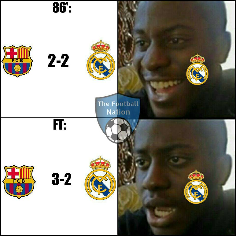 Tag a Real Madrid fan  #ElClasico #Barcelona #RealMadrid #messi<br>http://pic.twitter.com/FdmLne7Nnd