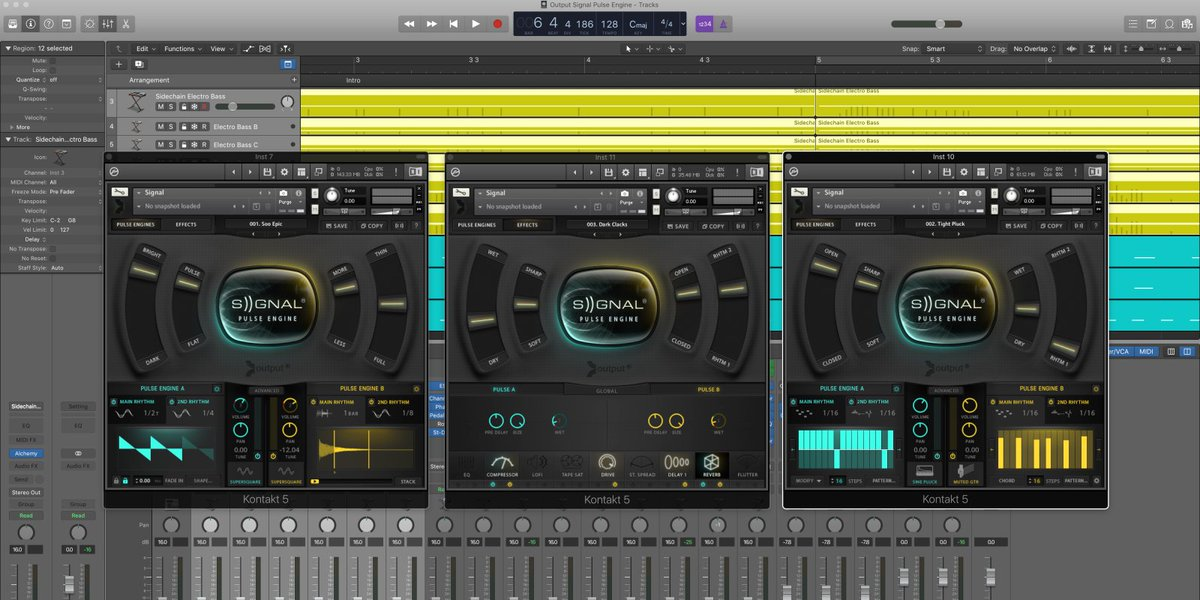 Logic Pros: Taking a closer look at Output's Signal pulse engine synth for Mac  http:// dlvr.it/NykJNb  &nbsp;   #Apple #Ne… <br>http://pic.twitter.com/tAGm6UgbUJ