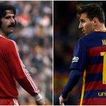 RT @FCBayernUS: Congratulations to Lionel #Messi f...