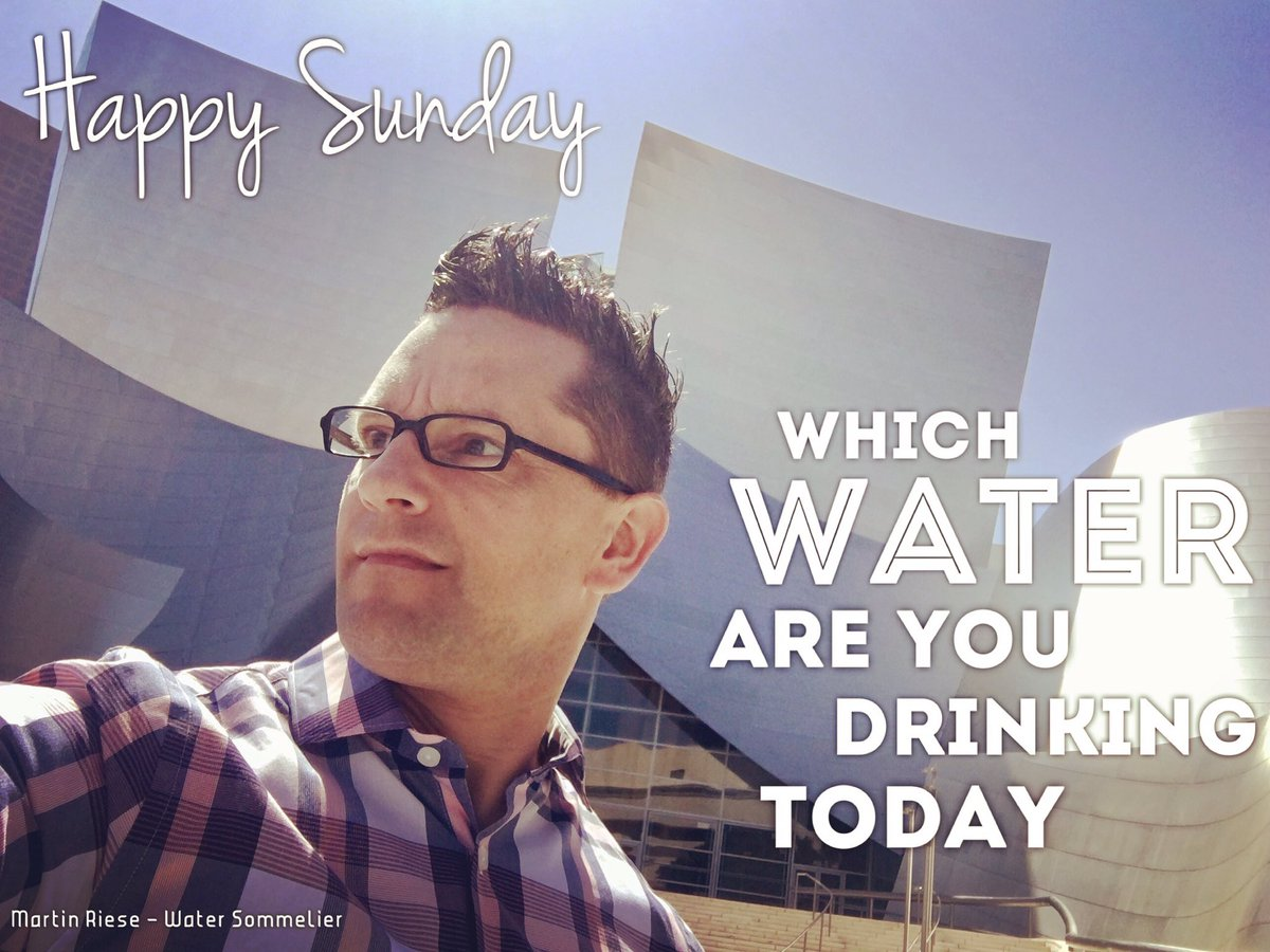 It&#39;s a hot #Sunday in LA today, which water are you drinking to stay hydrated on a day like this? #watersommelier<br>http://pic.twitter.com/RKk3n6VUAv