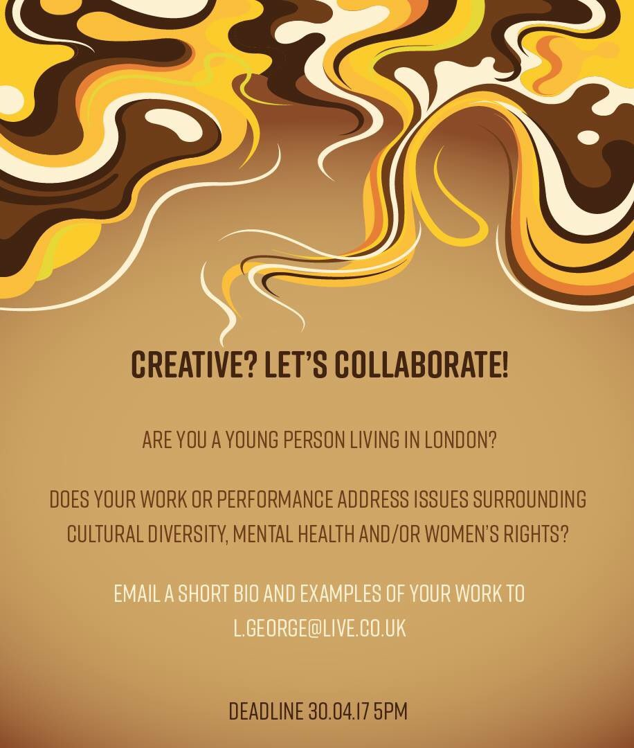 Calling all young creatives in London!