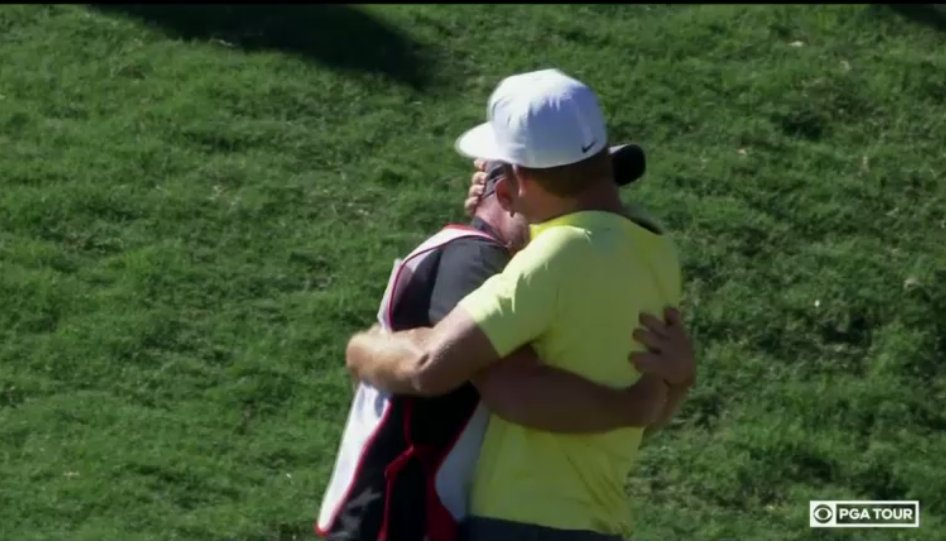 He's done it! Kevin Chappell wins the @valerotxopen. https://t.co/vL8o...