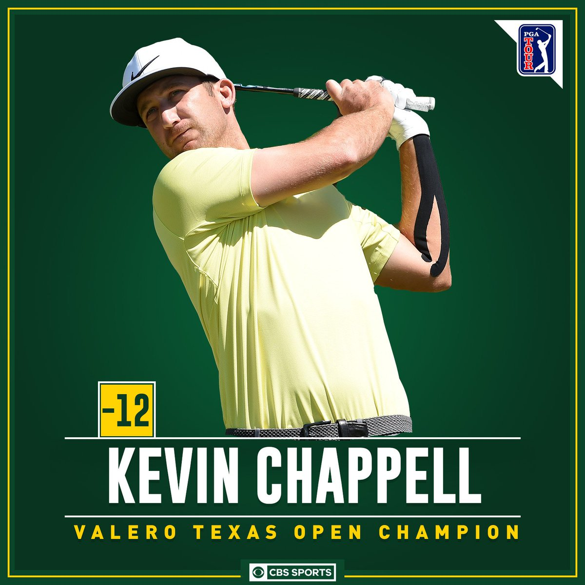 Kevin Chappell picked up his 1st PGA Tour victory at the @valerotxopen...