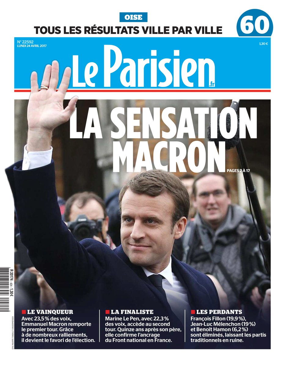 France elections 2017 live - Fred Guitton Fredguitton