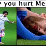 RT @Kazimotoinc: The difference 😂😂😂 #Messi #Messi5...