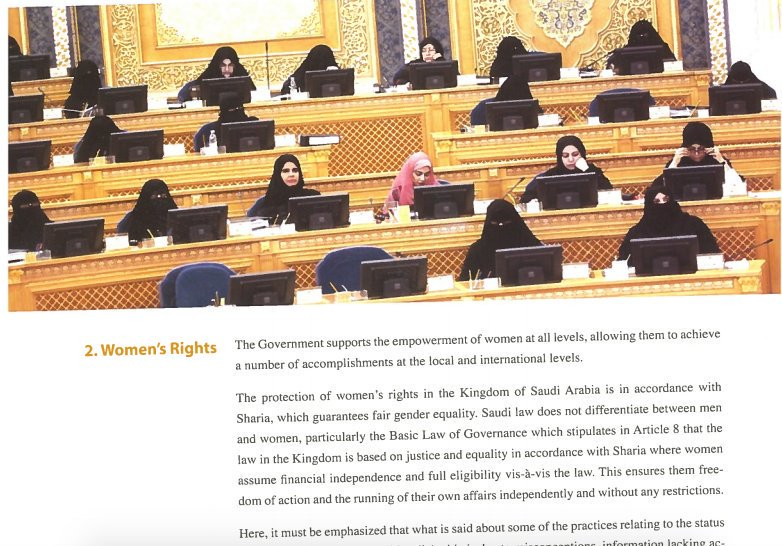 women rights in saudi arabia sociology essay Saudi arabia must give women more freedom and rights while the world is moving forward, it seems that saudi arabia is living in the past saudi women are repeatedly oppressed, mistreated, and abused.