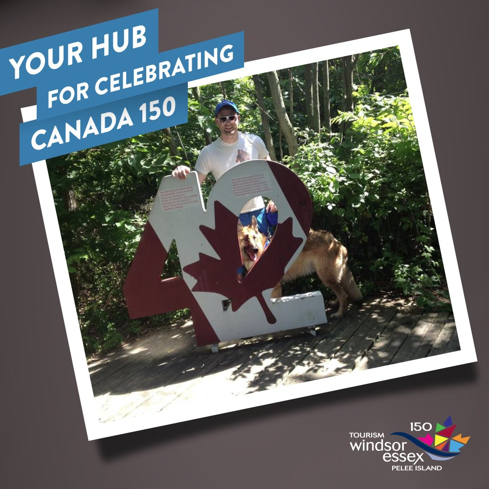 We're ready to celebrate #Canada150 in #YQG! Click https://t.co/SnKdgP...