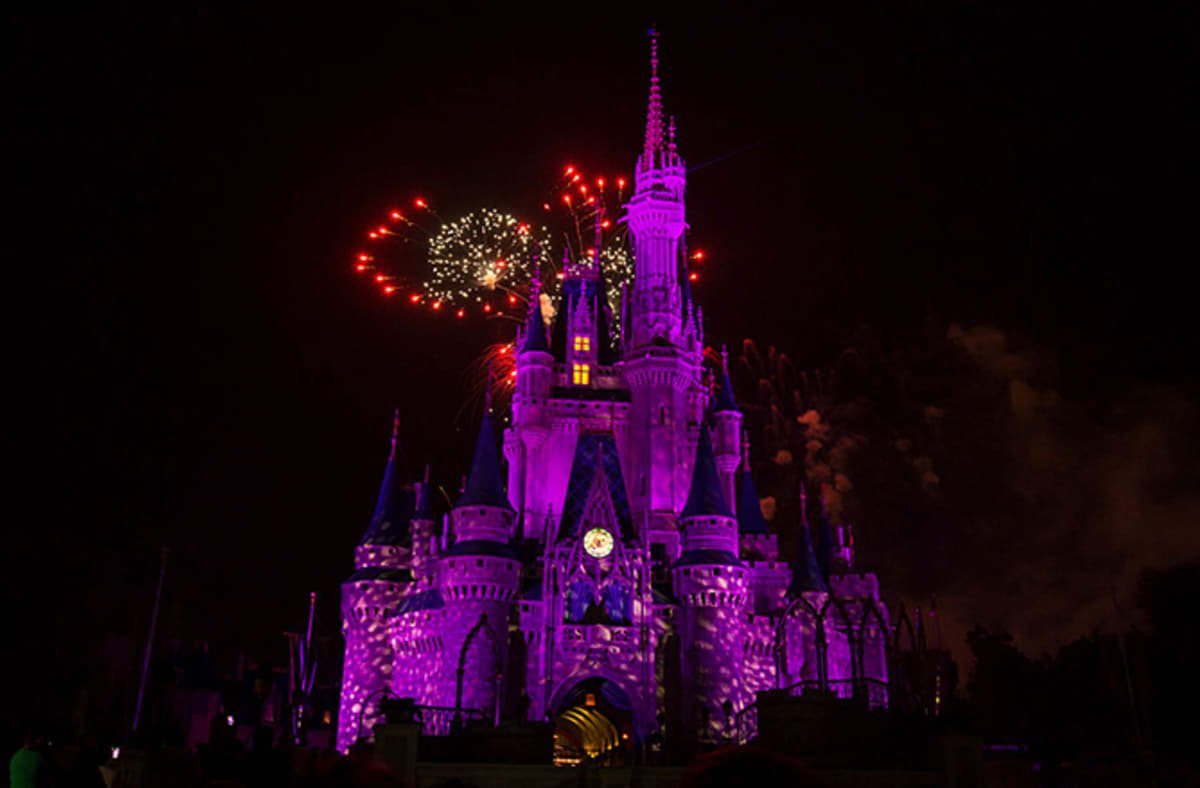 A man died shortly after riding a roller coaster in Disney\'s Magic Kingdom: