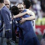 RT @FCBarcelona: 🔊 Andrés Iniesta: Honour playing...