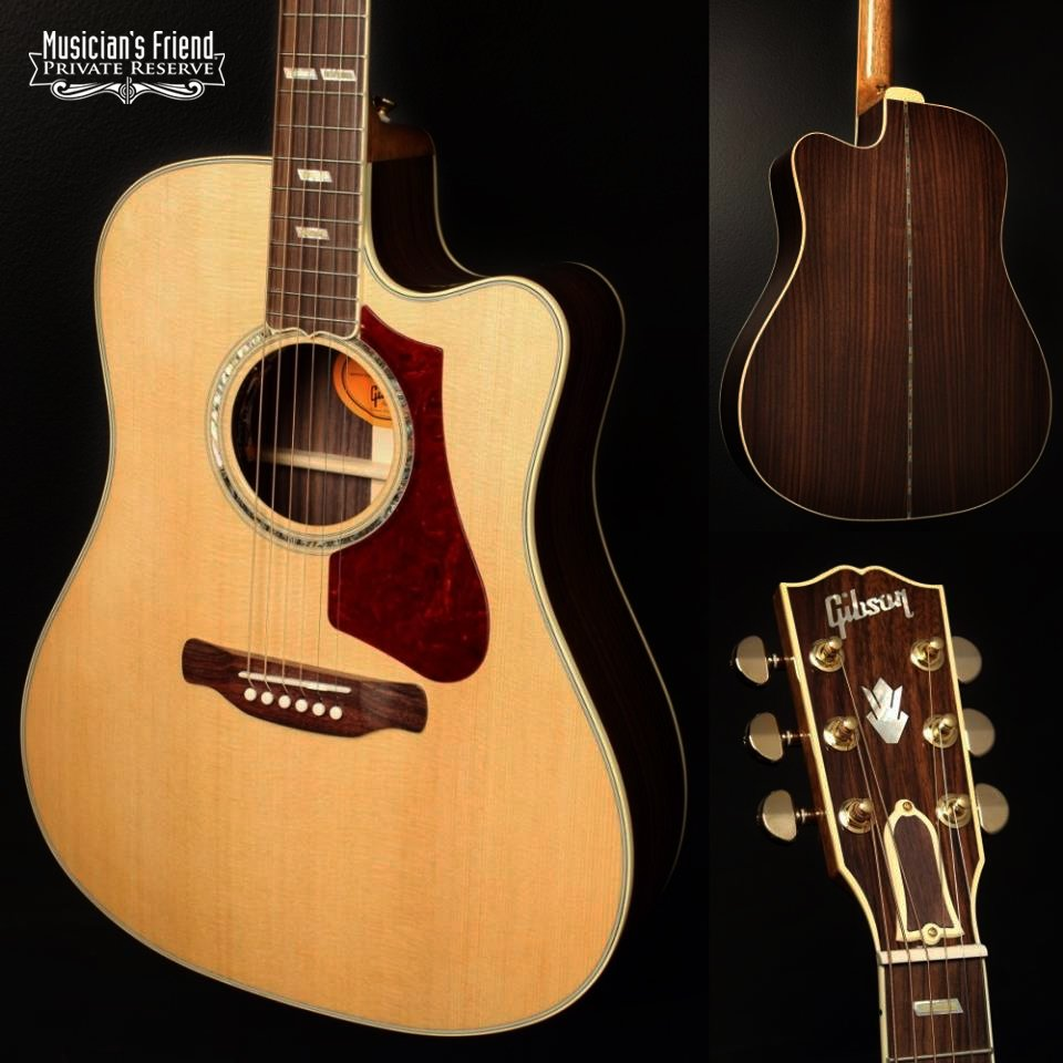 Happy #Gibsunday! Beautiful new @gibsonguitar 2017 High Performance Series HP 835 Supreme #Acoustic #Guitar  http:// buff.ly/2p0QH56  &nbsp;   #gibson <br>http://pic.twitter.com/v8aWC0aH0M
