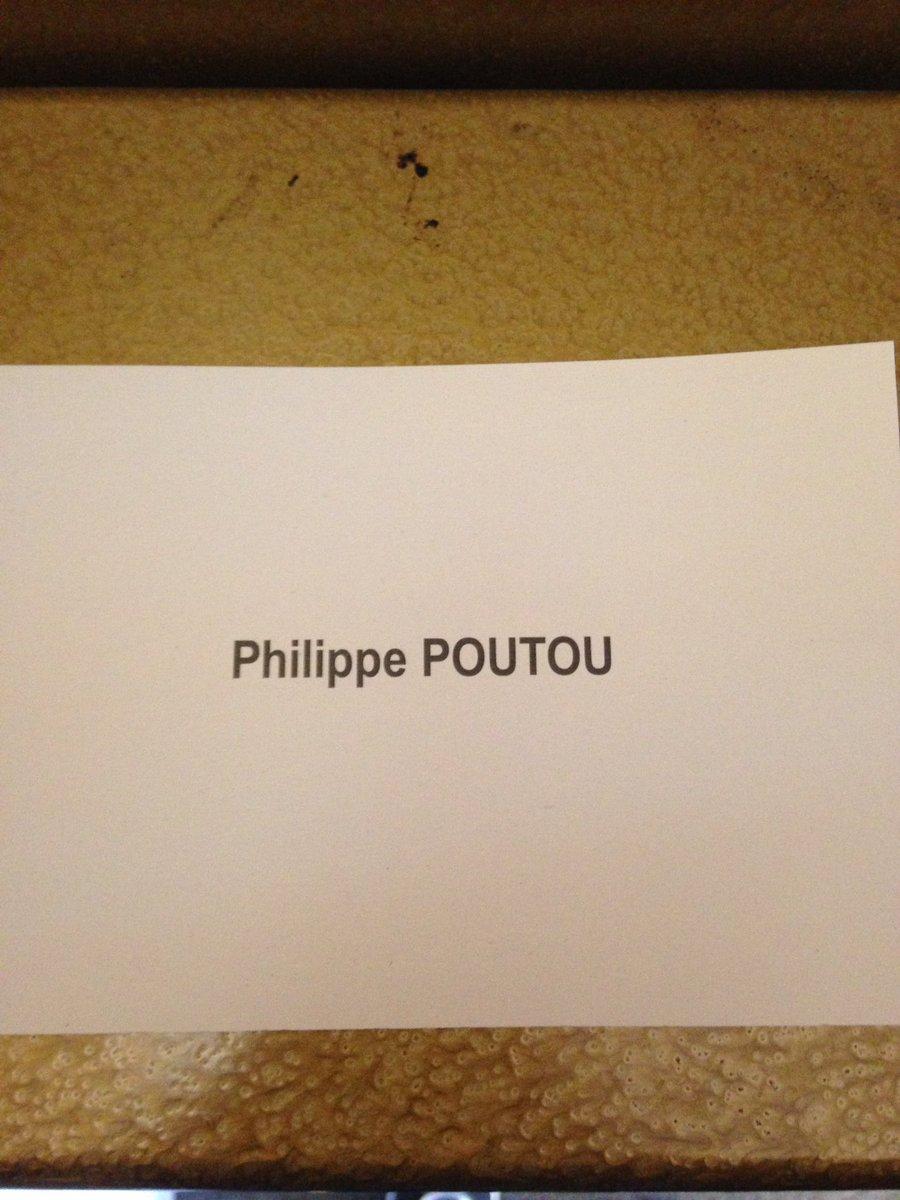 J'ai osé, merci @PhilippePoutou pour cette campagne. #Presidentielle2017 #poutou #PhilippePoutou pic.twitter.com/ZpFOz0Ahlo