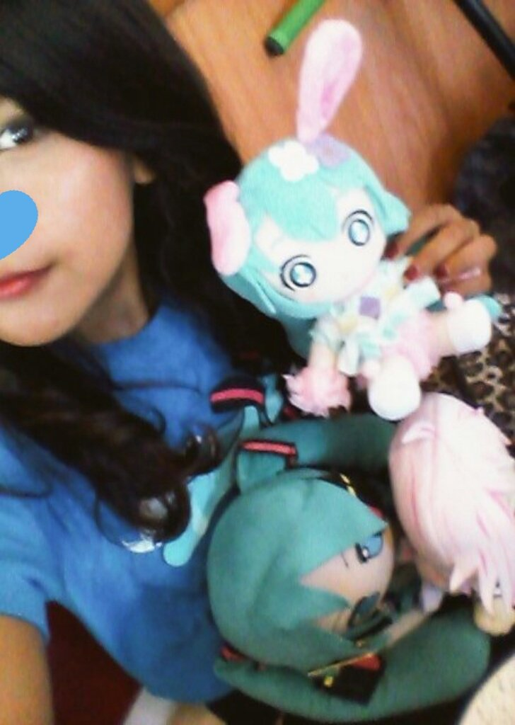 With the babies~ ARE SO CUTEEE &gt;///&lt;)&lt;3 @VOCALOIDmty #HatsuneMiku #IA #VOCALOID #Monterrey #Mexico #MexicanDesu #PrimerSonidoDelFuturo #初音ミク<br>http://pic.twitter.com/Lf3YnvzzeT