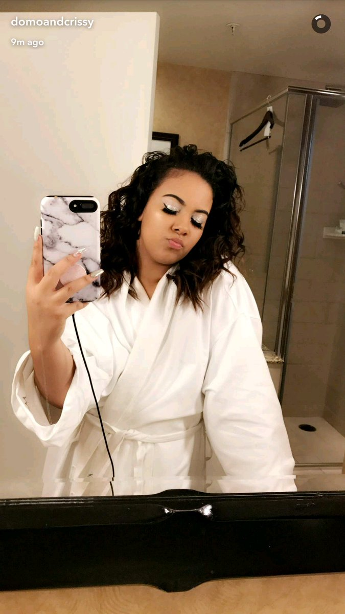 Happy mother fucking birthday crissyy♡  #21shadesofchrissy !! @domoandcrissy #queensbirthday <br>http://pic.twitter.com/lGghFsXzGb