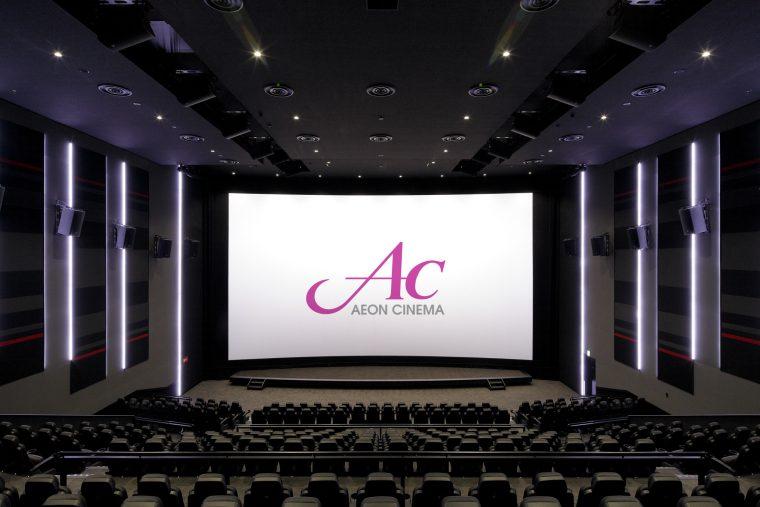 イオンエンターテイメントが、調布に11スクリーンのシネコンをオープン。その呼び物は500席級の大劇場!! -