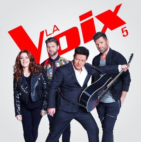 L'album double de #LaVoixTVA trône toujours au sommet des palmarès! Av...