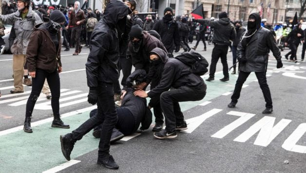 Is it just me or is #Antifa just feminine guys and angry frustrated women?