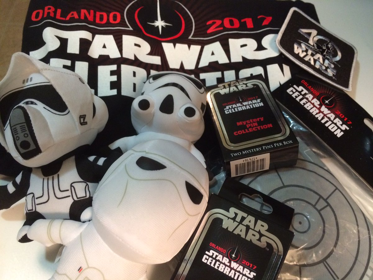 Win The Cinema Squad&#39;s #StarWarsCelebration 2017 Giveaway! RETWEET &amp; FOLLOW TO ENTER!! More info at:  https:// thecinemasquad.com / &nbsp;    #StarWars <br>http://pic.twitter.com/An9qHPBqB2