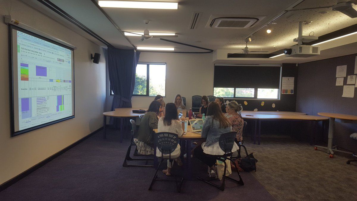 OLMC Burraneer On Twitter Session 2 Of Newman PD Day